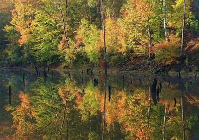 Lake Wedowee Alabama Poster