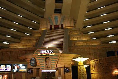 Las Vegas - Luxor Casino - 12126 Poster by DC Photographer