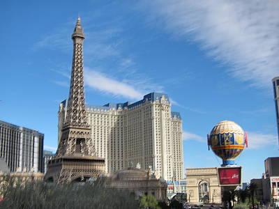 Las Vegas - Paris Casino - 12125 Poster