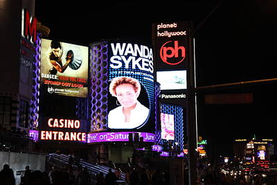 Las Vegas - Planet Hollywood Casino - 12121 Poster by DC Photographer