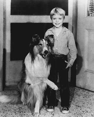 Lassie Poster by Retro Images Archive