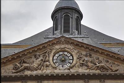 Les Invalides - Paris France - 011315 Poster by DC Photographer