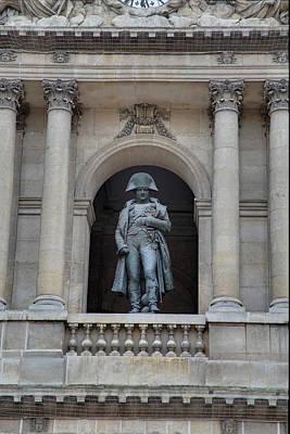 Les Invalides - Paris France - 011316 Poster