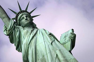 Liberty Lady Poster