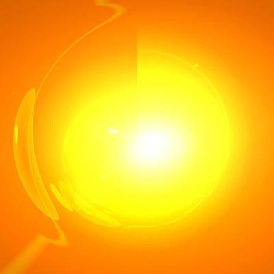 Sonnen-portal Poster