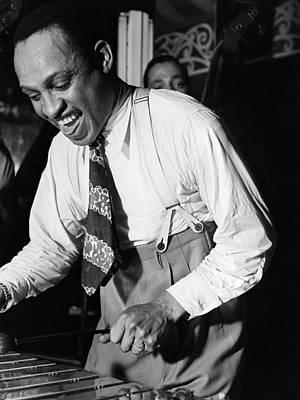 Lionel Hampton (1908-2002) Poster by Granger