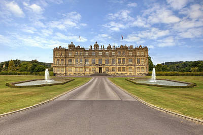 Longleat House  Wiltshire Poster