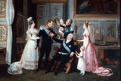 Louis Xviii (1755-1824) Poster by Granger
