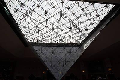 Louvre - Paris France - 01131 Poster