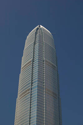 Low Angle View Of A Skyscraper, Two Poster by Panoramic Images