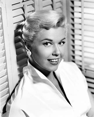 Lucky Me, Doris Day, 1954 Poster by Everett