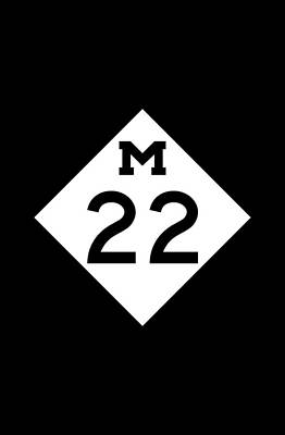 M 22 Poster