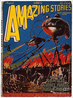 Magazine Cover 1926 Poster by Granger