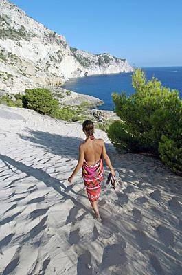 Magical Atlantis In Ibiza Poster