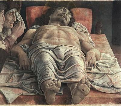 Mantegna, Andrea 1431-1506. The Poster by Everett