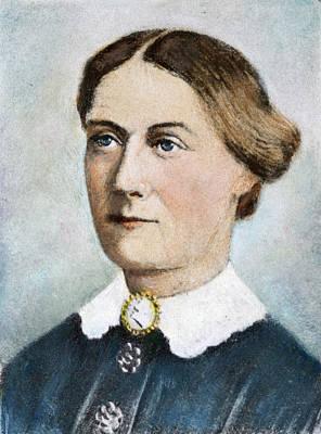 Margaret Taylor (1788-1852) Poster