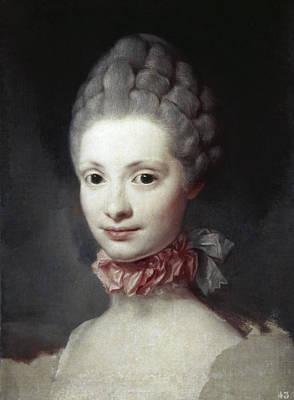 Maria Luisa Of Parma (1751-1819) Poster