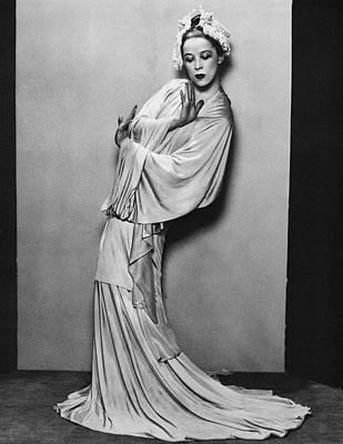 Martha Graham (1894-1991) Poster