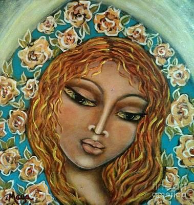 Mary Mary Poster by Maya Telford