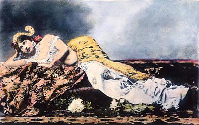 Mata Hari (1876-1917) Poster by Granger