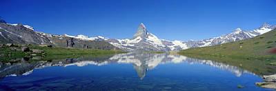Matterhorn Zermatt Switzerland Poster
