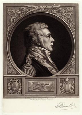 Max Rosenthal, Louis, Chevalier De Toussard Poster by Quint Lox