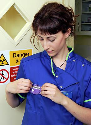 Medical Radiation Dosimetry Poster