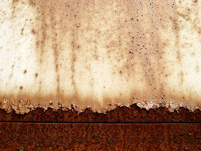 Metal Texture  Poster by TouTouke A Y