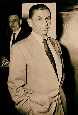 Meyer Lansky - The Mob's Accountant 1957 Poster