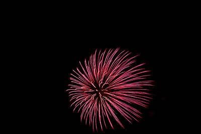 Minnesota, Mendota Heights, Fireworks Poster