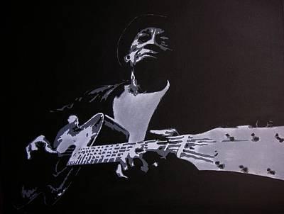 Mississippi John Hurt Poster