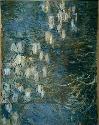 Monet, Claude 1840-1926. Morning Poster