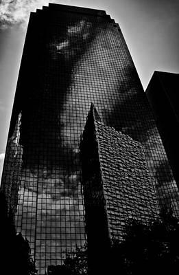 Monolith Poster by Mark Alder