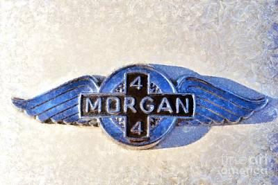 1975 Morgan 4/4 1600 Poster by George Atsametakis