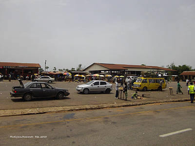 Moyamba Junction-markets Poster
