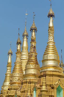 Myanmar (aka Burma Poster by Cindy Miller Hopkins