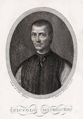 Niccolo Machiavelli, Italian Philosopher Poster