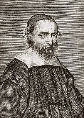 Nicolas Fabri De Peiresc, Astronomer Poster by Middle Temple Library