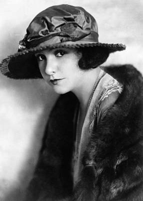 Norma Talmadge, Ca. Late 1910s Poster by Everett