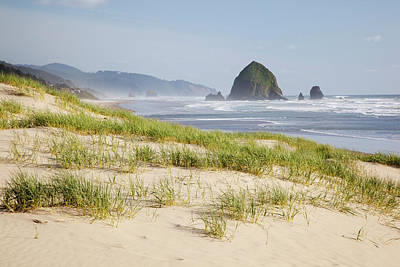 Or, Oregon Coast, Cannon Beach Poster