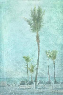 Palm IIi Poster by Ramona Murdock