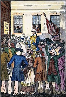 Philadelphia, 1776 Poster by Granger