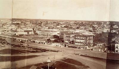 Photograph Of Calcutta Poster