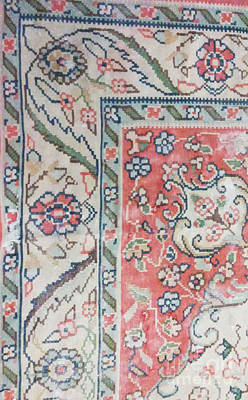 Photos Of Persian Rugs Kilims Carpets Poster