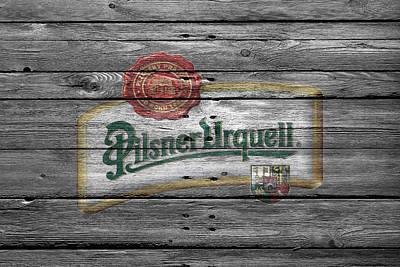 Pilsner Urquell Poster