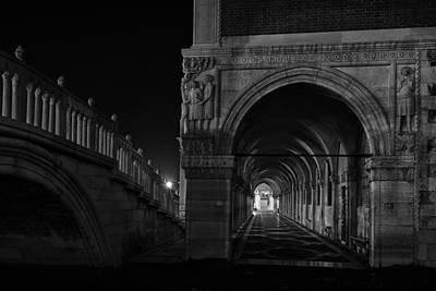 Ponte Della Paglia Poster by Marion Galt