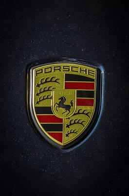 Porsche Logo Poster