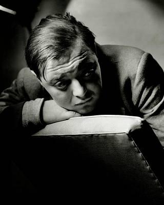 Portrait Of Actor Peter Lorre Poster by Anton Bruehl