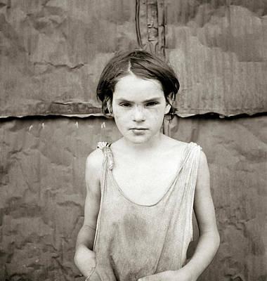 Poverty Girl, 1936 Poster by Granger