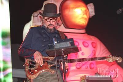 Primus - Les Claypool Poster by Concert Photos